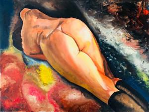 Domenico Di Miceli – Nudo di donna