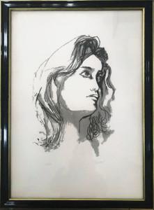 Renato Guttuso – Volto femminile