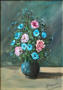 A. Sorrentino – Vaso di fiori