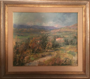 Carlo Capanni – Paesaggio
