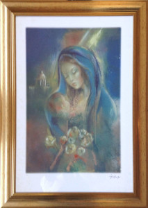 Giusy D'Arrigo – Maternità