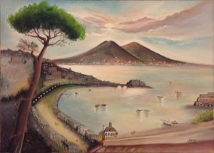 Angela Molluso – Golfo di Napoli