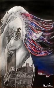 Veronica Brandi – Cavallo