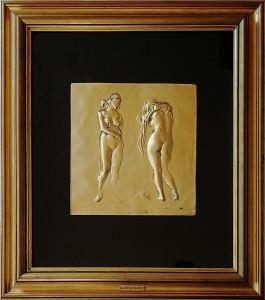Pietro Annigoni – Le bagnanti