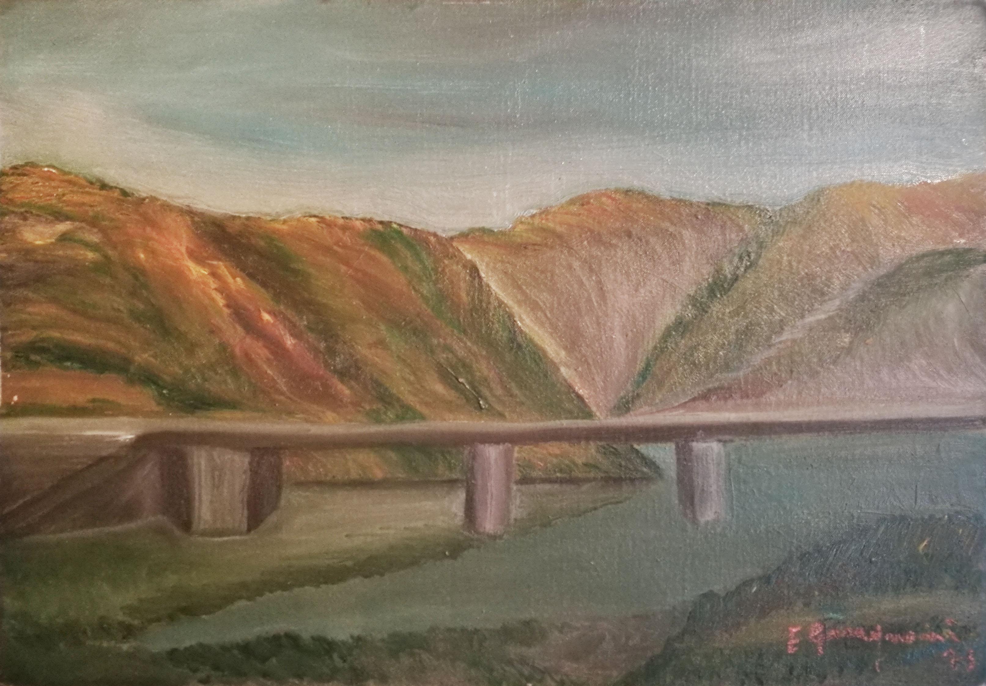 Enea Garagnani – Ponte marano