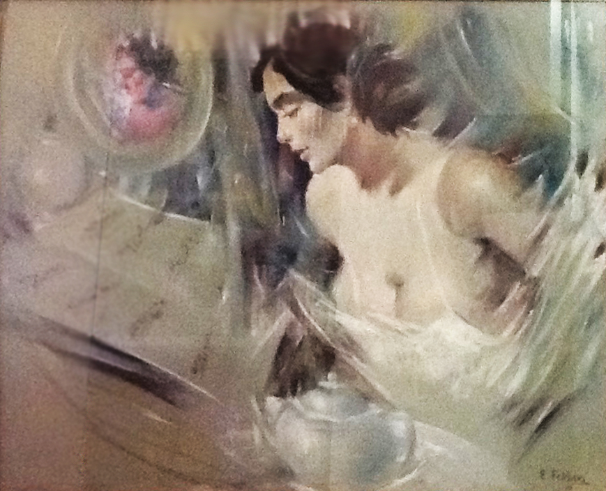 Enrico Felisari – Senza titolo