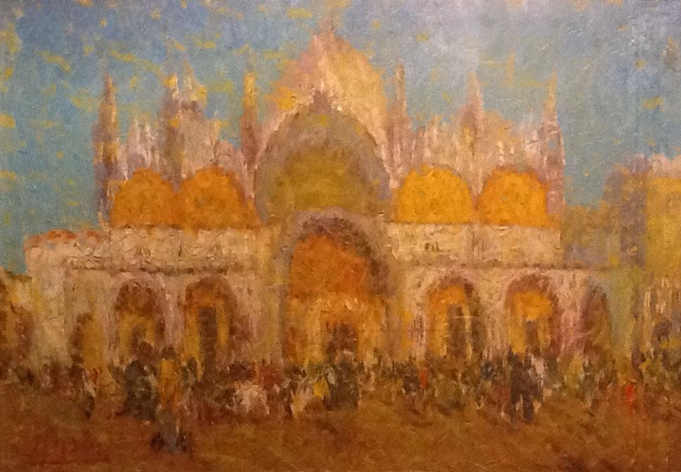 Roberto Masia – Venezia, Basilica di San Marco