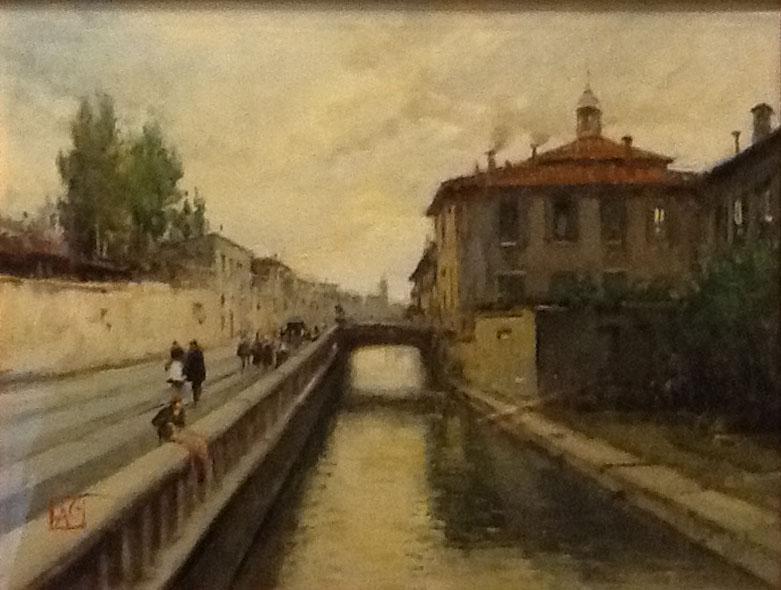 Luca Andrea Guizzardi – Milano, via Francesco Sforza