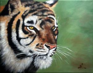 Barbara Borsatti – Tigre arrabbiata