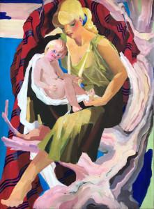 Celestino Gallo – Maternità