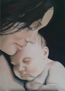 Rosa Benato – Maternità