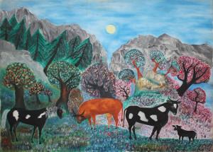 Giorgio Donabello – Un pezzo di paradiso montano