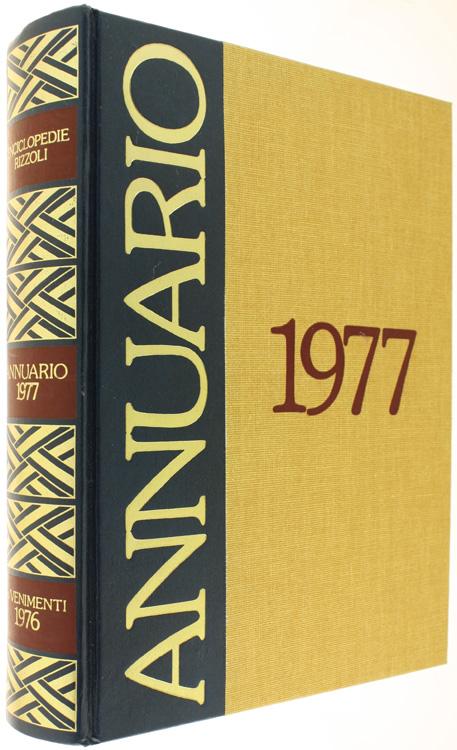 Annuario dal 1976 al 2008 – Rizzoli Editore