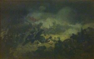 Domenico Induno – La battaglia di San Martino