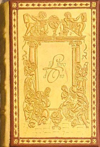 Il libro d'oro Barberini per Roven