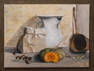 Antonella Cazzagon – Profumi d'autunno
