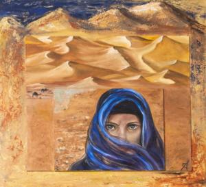 Antonella Cazzagon – Donna di Adrar