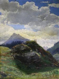 Marcelliano Canciani – Nubi a Sappada