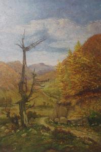 Marcelliano Canciani – Autunno in alto Friuli
