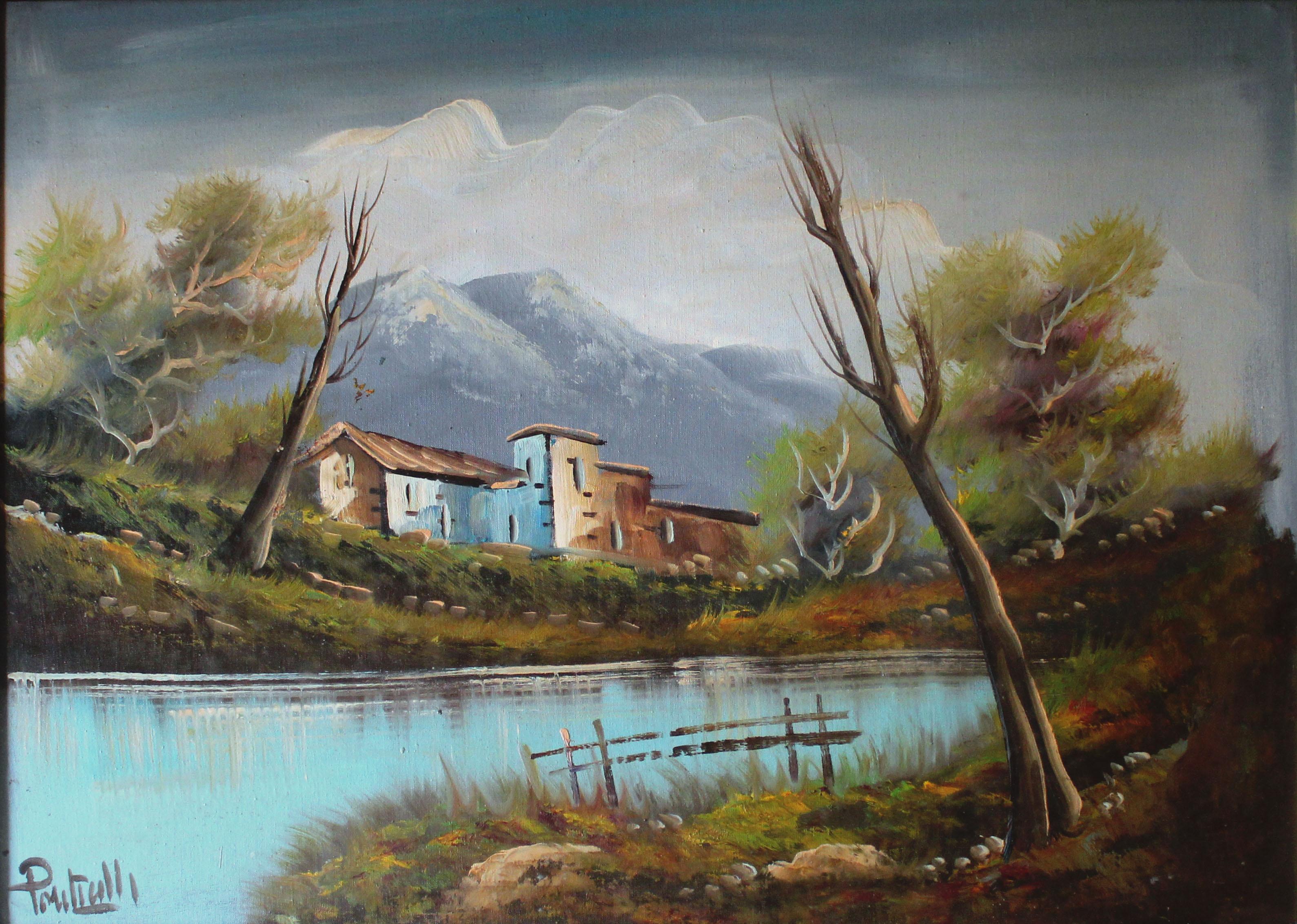 Antonio Ponticelli – Paesaggio