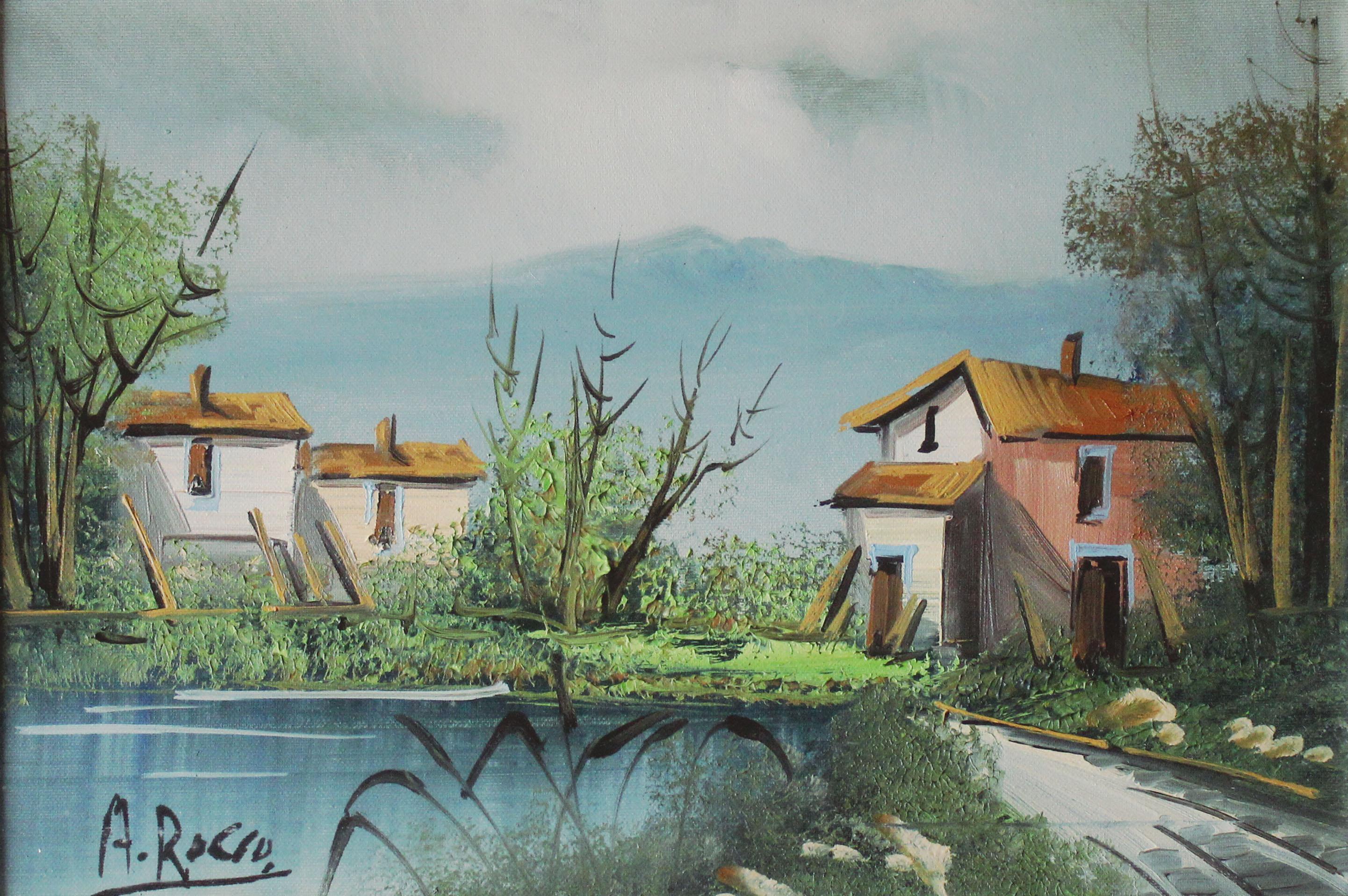 A. Rocco – Paesaggio