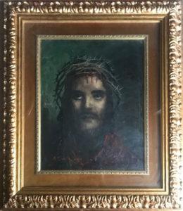 Roberto Carignani – Volto di Cristo