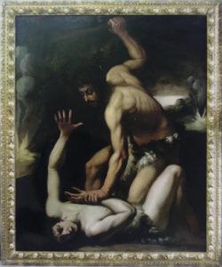 Attribuito a Lionello Spada – Caino e Abele