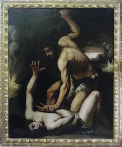 Attribuito a Leonello Spada – Caino e Abele