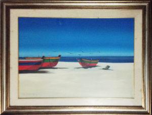 Romolo Fedeli – Barche