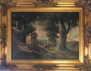 Giorgio Grignani – Paesaggio