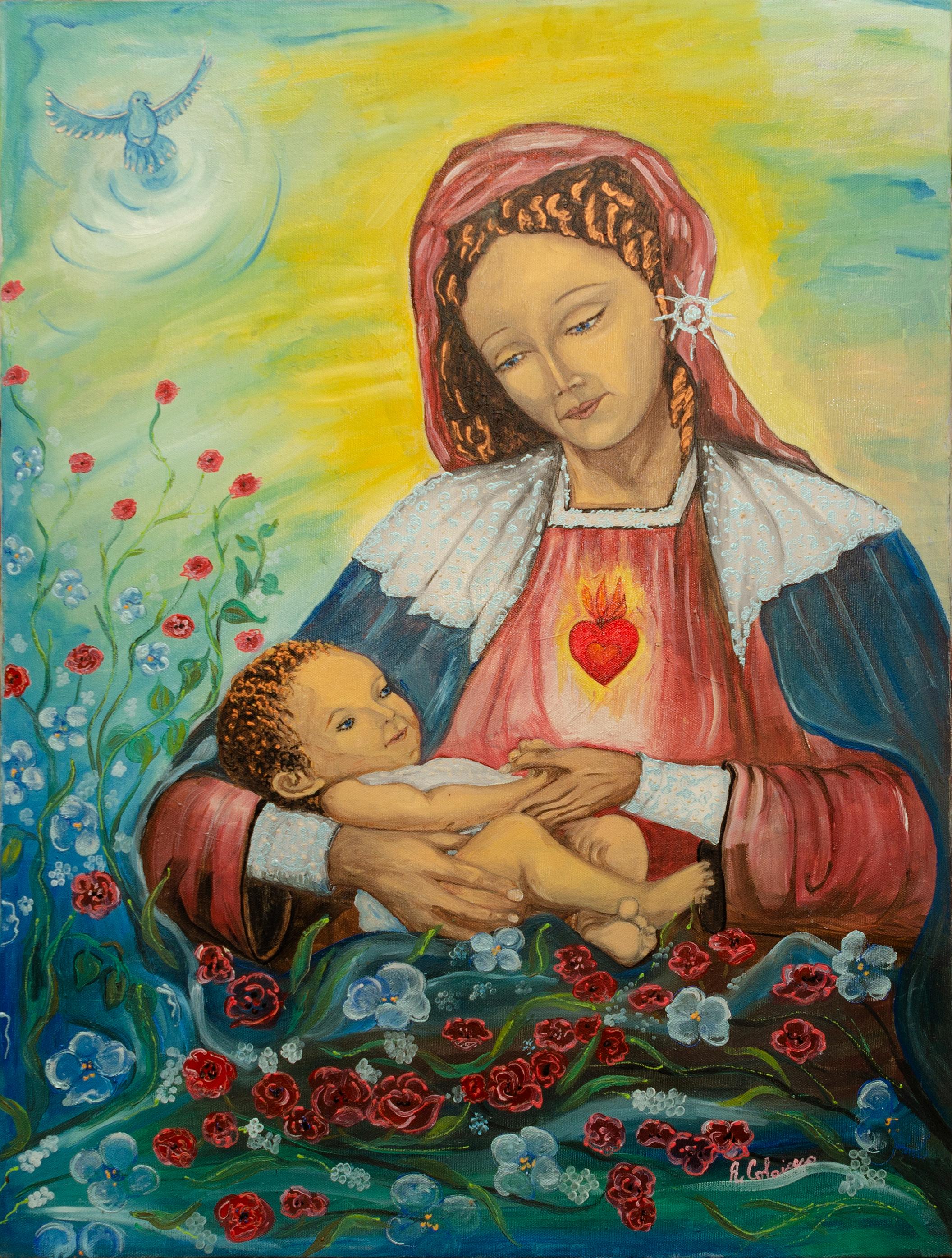 Rita Colaiocco – Maternità