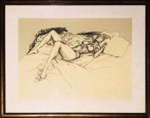 Renato Guttuso – Ritratto femminile