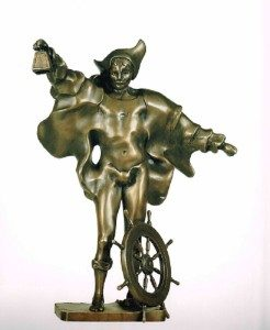 Ugo Attardi – Cristoforo Colombo