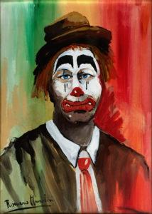 Romano Mussolini – Clown