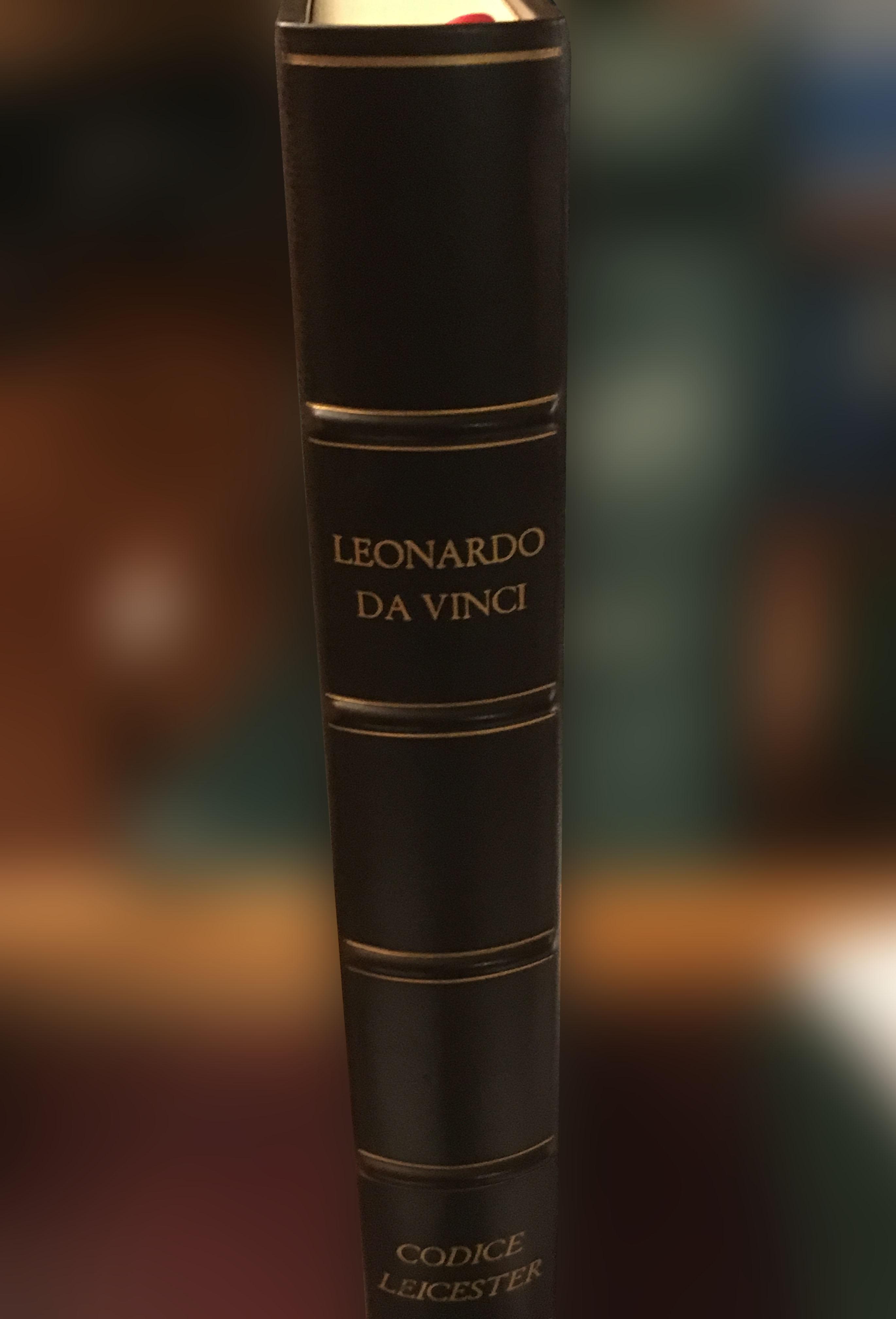 Leonardo da Vinci Codice Leicester – Art market