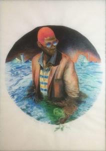 Ariberto Badaloni – Nell'acqua