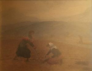 Oreste Paltrinieri – Donne nei campi