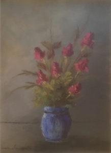 Luciano Canova – Vaso con fiori