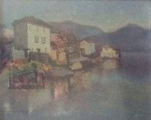 Elio Petazzi – Case sul lago