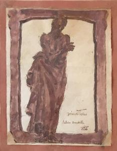 Emile-Antoine Bourdelle – Demosthene