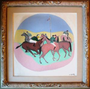 Giuseppe Cesetti – Fantini a cavallo