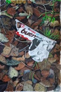 Orano Boschi – La maleducazione II – Parco pubblico a Ravenna