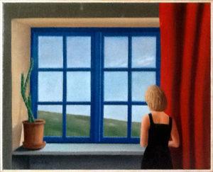 Carla Silvi – La finestra