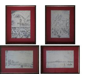Antonio Lucarda – Vedute di Venezia