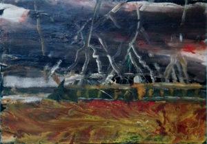 Francesco Sandrelli – Tempesta sulla Terra