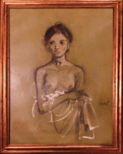 Alberto Sughi – Giovane Donna