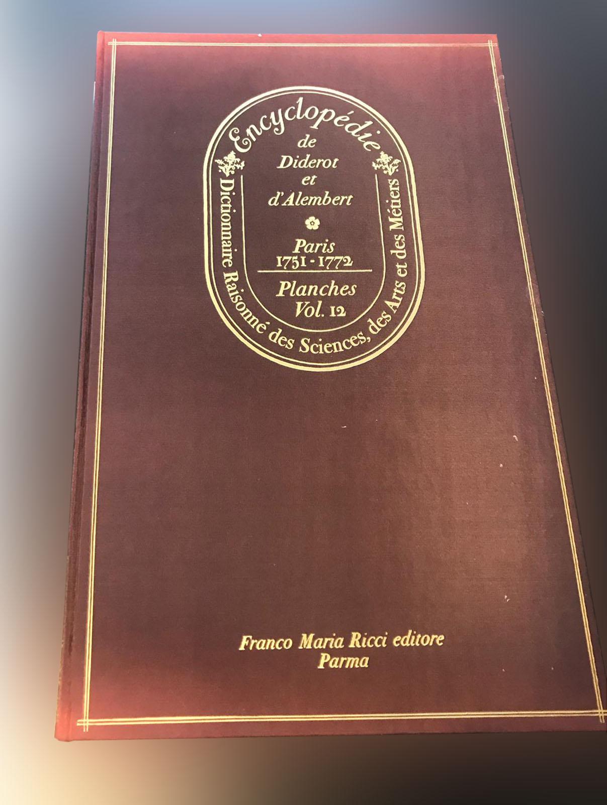 Encyclopédie de Diderot et d'Alambert – FMR