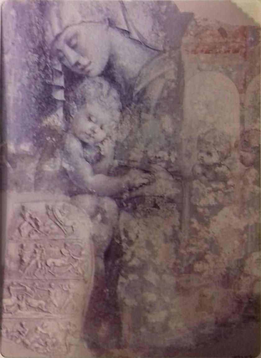Elvio Marchionni – Madonna in blu