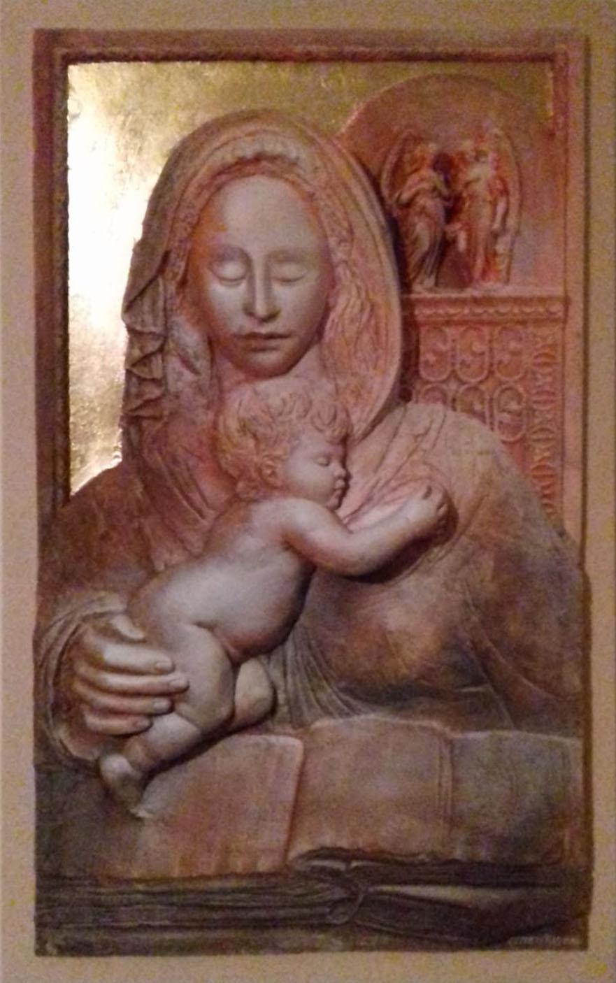 Elvio Marchionni – Madonna col Bambino