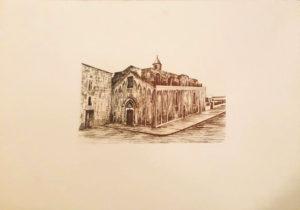 Nico D'Amico – Chiesa del Carmine